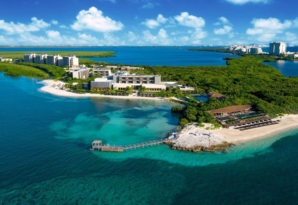 Nizuc Resort & Spa, Cancún Mexico