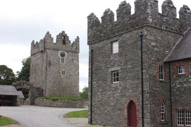Castle Ward Castle Strangford Northern Ireland.jpg