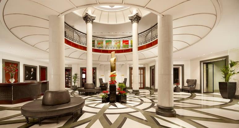 Luxury hotel Kämp Helsinki kokoustilat