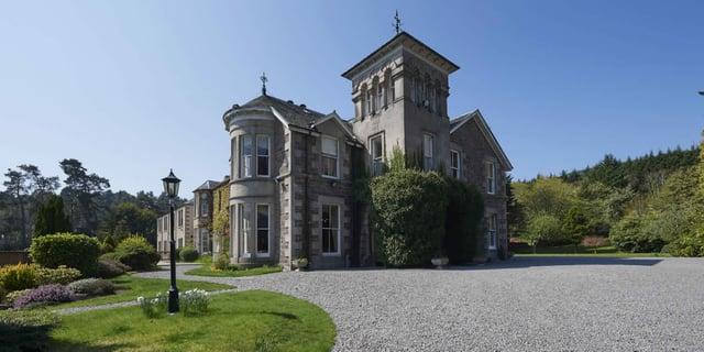 Loch Ness Counrty House Hotel UK