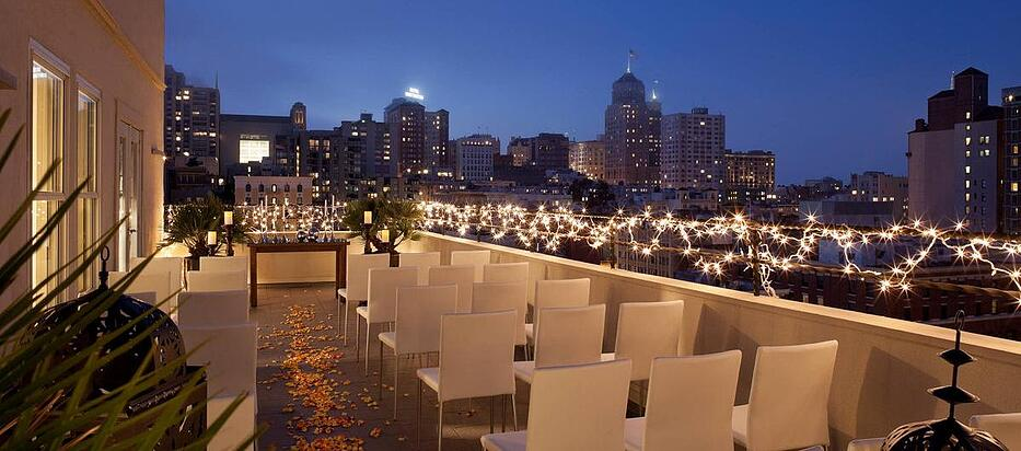 Hotel Adagio Autograph Collection Events Spaces San Francisco