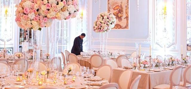 Savoy London Lancaster Room
