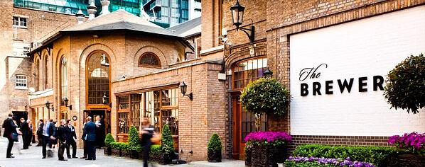 Conference venue The Brewery London