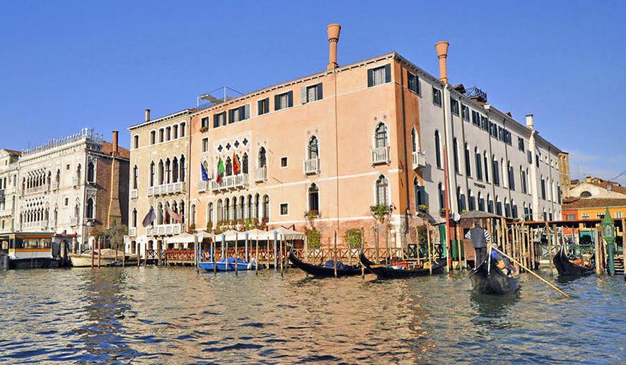 Ca'Sagredo Hotel – Venice conference venue
