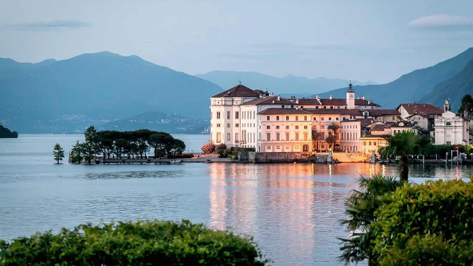 The Grand Hotel Majestic – Lake Maggiore, Italy