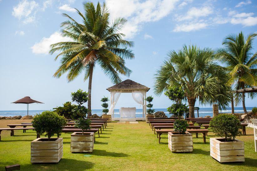 Villa Montana - venue on the beach