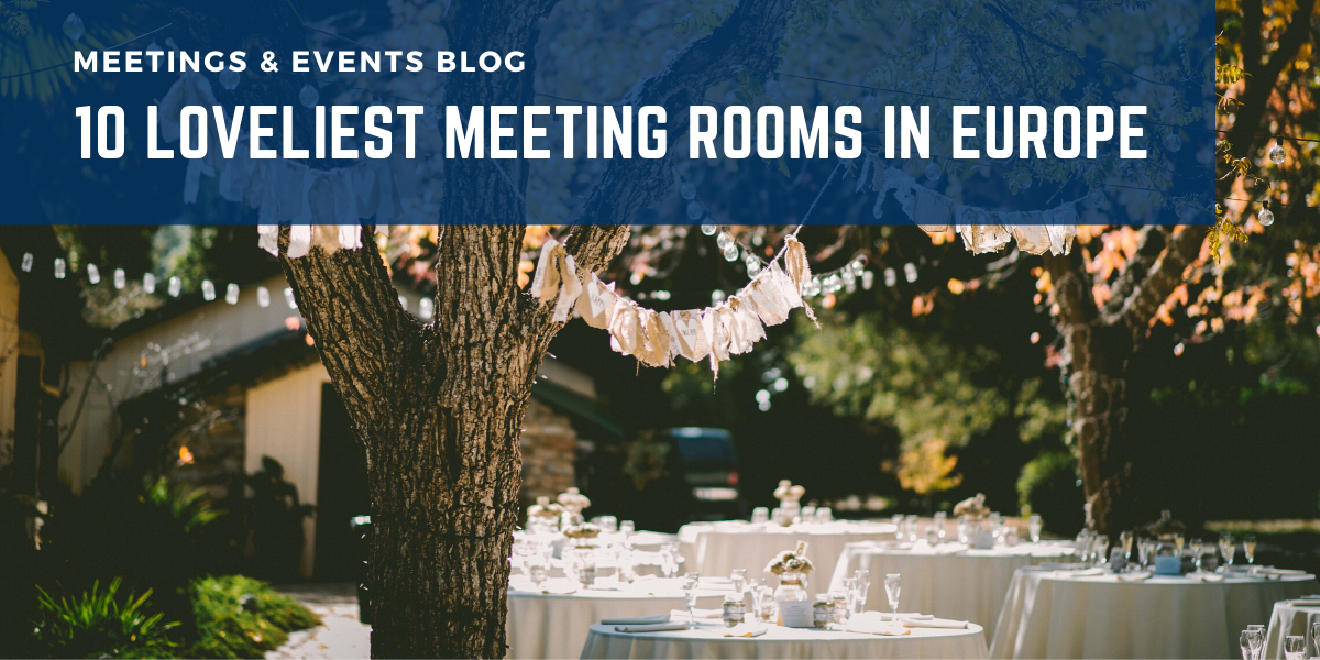 10 lovely meeting rooms