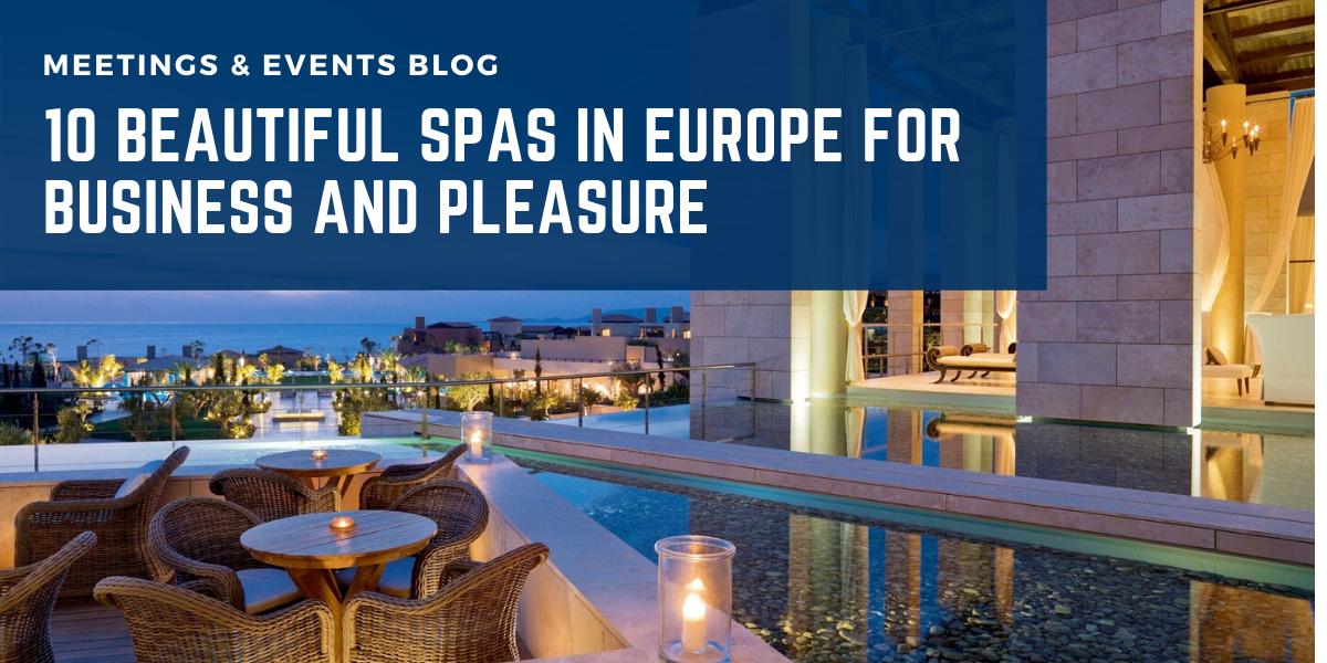10 spas in europe
