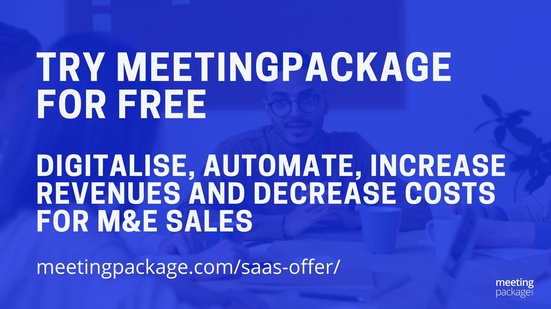 meeting rooms online with meetingpackage product suite