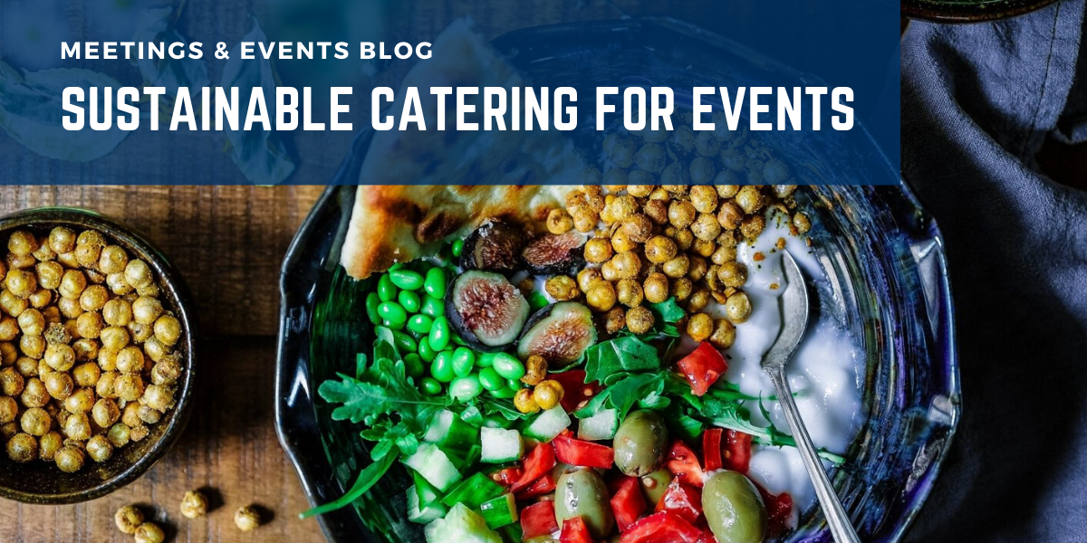 Sustainable Catering For Events